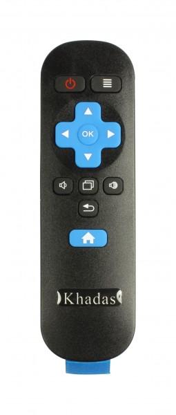 Khadas Remote Control Fernbedienung für Khadas Produkte und andere Single Board Computer
