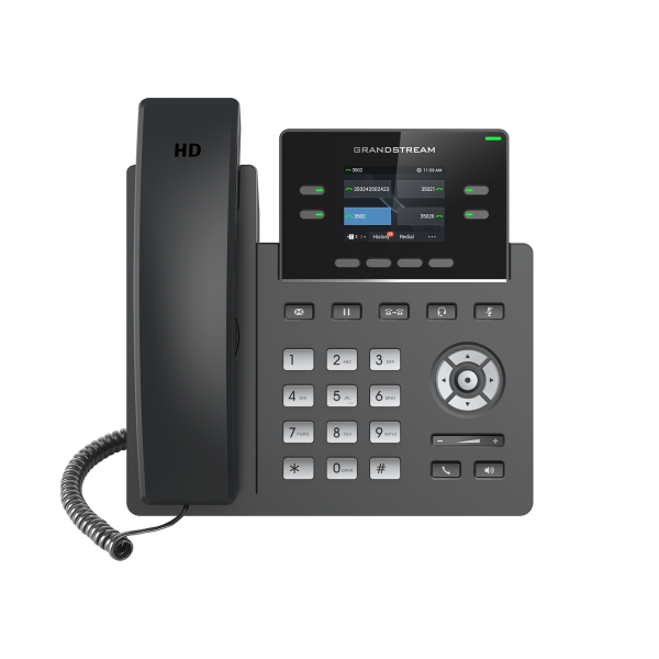 Grandstream SIP GRP-2612P Entry Business - with POE
