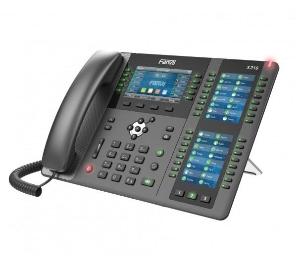 Fanvil SIP-Phone X210 High-End Business Phone