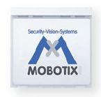 Mobotix Infomodul mit LEDs, dunkelgrau STD