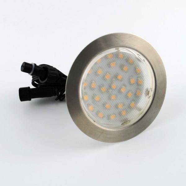 Synergy 21 LED Bodeneinbaustrahler ARGOS rund in-G-D IP67 ww