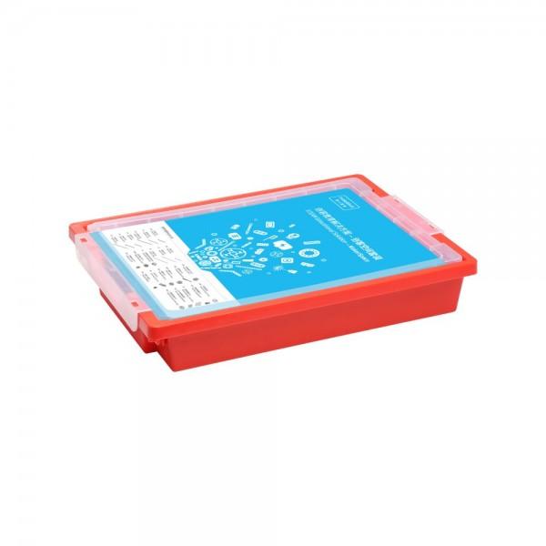 """Makeblock MakerSpaceKits """"ShaftTypeDriveParts"""" / Wellenförmige Antriebsteile"""
