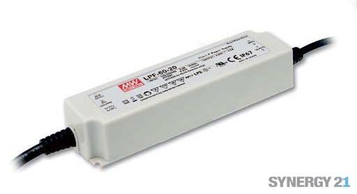 Mean Well Netzteil - CC Driver 1670mA ~36V IP67