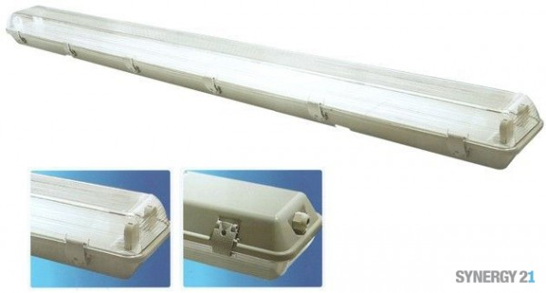 Synergy 21 LED Tube T8 Serie 120cm, IP55 Doppel-Sockel