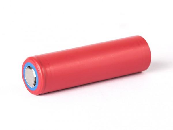 ALLNET Powerbank 18650 zbh. Sanyo/Panasonic NCR18650GA 3,6V - 3,7V 3500mAh