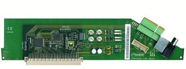 Auerswald COMmander, Modul S2M - für alle COMmander Anlagen