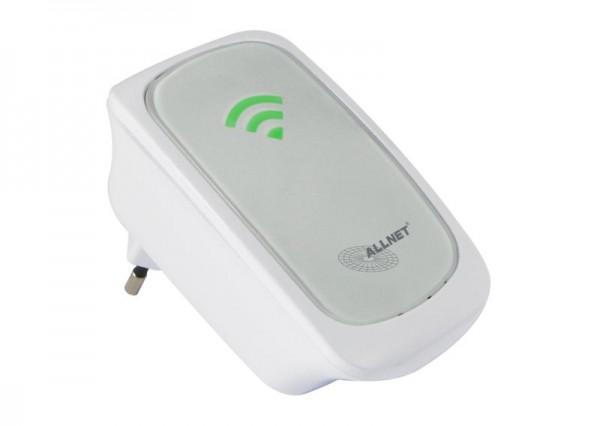 ALLNET ALL0237R / WLAN 300Mbit Range Extender
