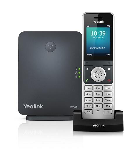 Yealink SIP DECT Telefon SIP-W60P