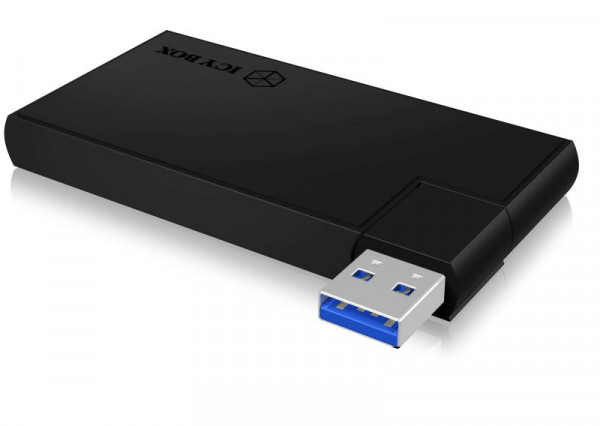 ICY Box USB 3.0 Hub, 4-port, IB-Hub1401,