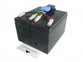 Akku OEM RBC48-MM-BP, für SUA750I/SMT750I, Akkus mit Kabel,