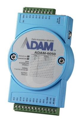 Advantech Modul ADAM 6050 12x Input / 6x Output