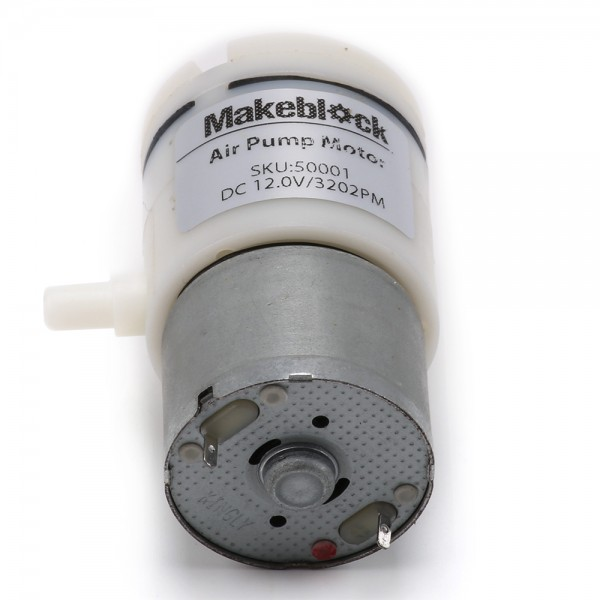 Makeblock-Air Pump Motor DC 12V/3202PM