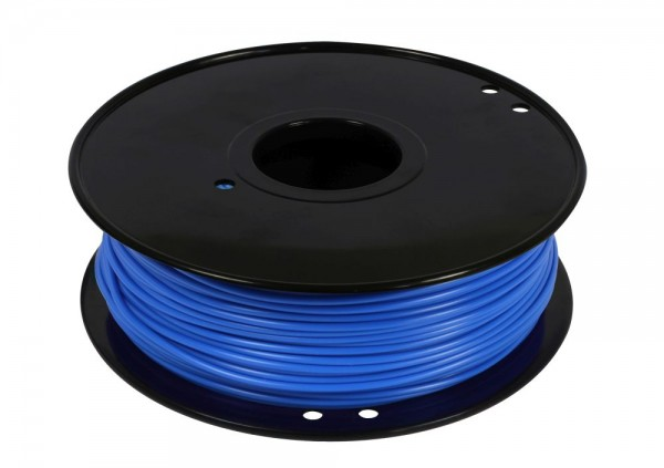 Synergy 21 3D Filament TPU/flexible /1.75MM/ blau
