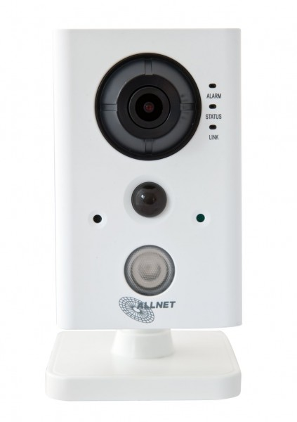 "ALLNET IP Kamera Cube / Indoor / 4MP / WLAN / IR / 98° / ""ALL-CAM2305v2-LW"""
