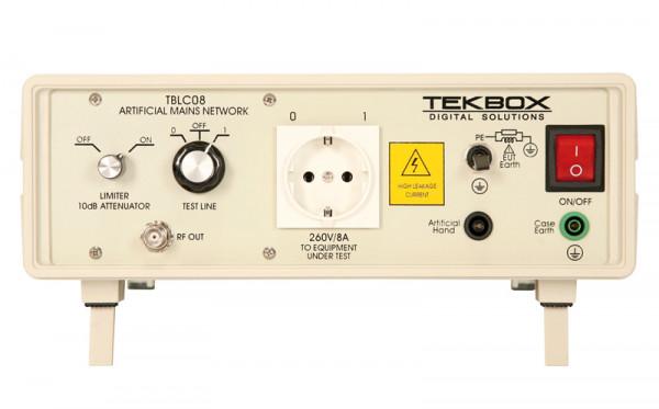Tekbox TBLC08 / 50 µH Wechselspannungs-LISN bis 8 A