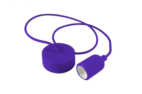 Synergy 21 LED Fassung E27 100cm lila