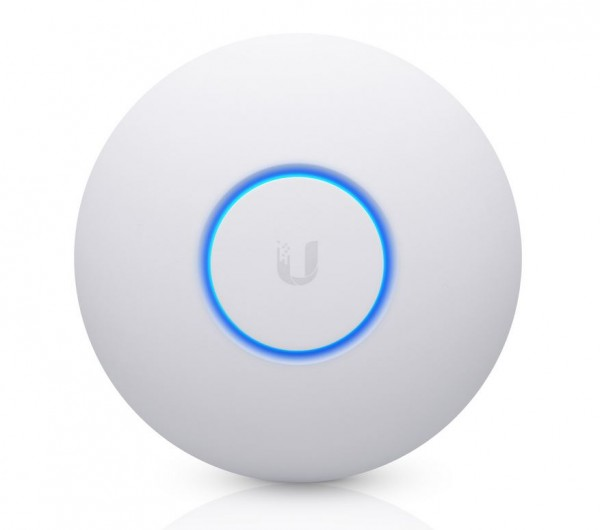 Ubiquiti Unifi Access Point NanoHD / Indoor / 2,4 & 5 GHz / AC Wave 2 / 4x4 MIMO / UAP-NanoHD-3 / 3er Pack