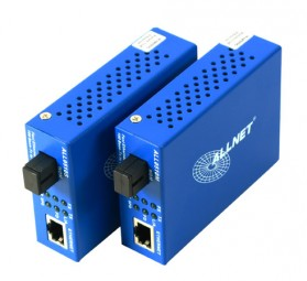 ALLNET ALL0510Kit / LWL-WDM-Medienkoverter Kit 100BaseTX (RJ45) - 100BaseFX/SC