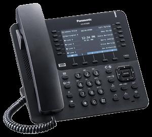 Panasonic KX-DT680NE-B (schwarz)