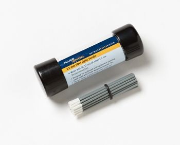 Fluke Fiber Reinigungs Set zub Tupfer 2, 5mm