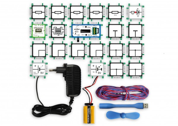 ALLNET Brick'R'knowledge Powermeter Set