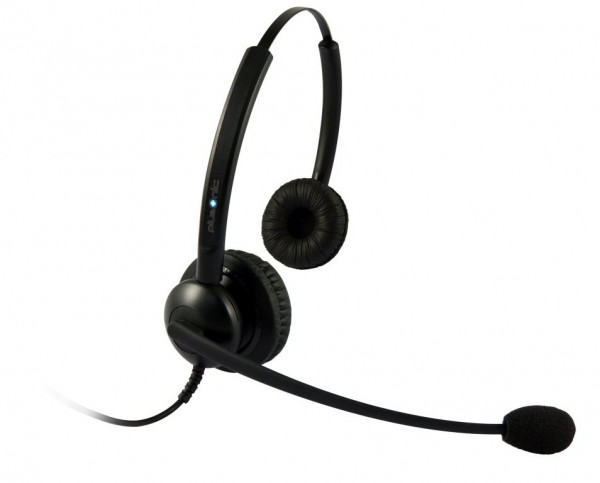 Plusonic Headset 5.2P, Binaural, NC