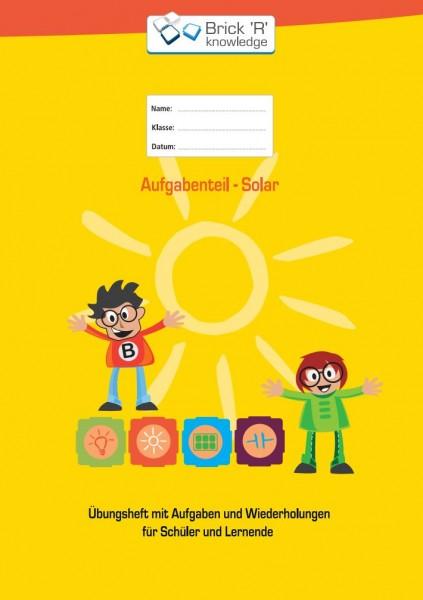 ALLNET Brick'R'knowledge Übungsheft Aufgabenteil Solar 10er Pack