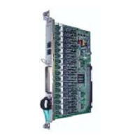 Panasonic KX-TDA 0175X NSB ANALOG Message-Waiting