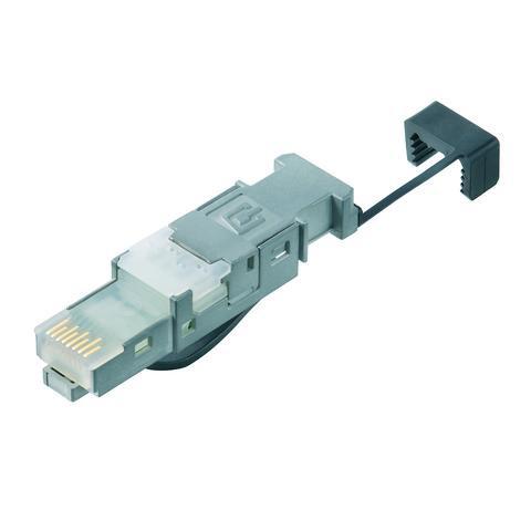 65928 - Telegärtner Stecker, TP/RJ45, Feldkonfektionierbar, CAT6 ...
