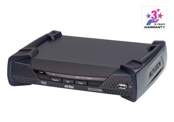 Aten KVM-Extender, over IP, (nur Receiver,), DVI-D,