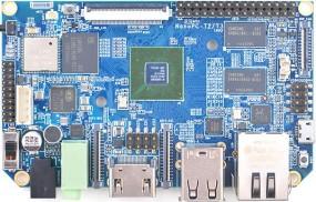 FriendlyELEC / Friendlyarm NanoPc-T3 - inkl. Kühlkörper