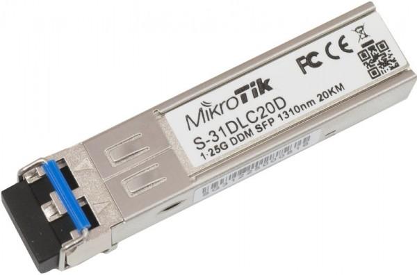 Mikrotik Zubehör SFP module 1.25G SM 20km 1310nm