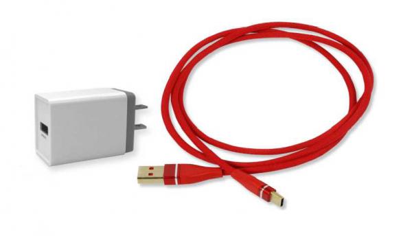 Rock Pi 4 zbh. Power Adapter **EU PLUG**