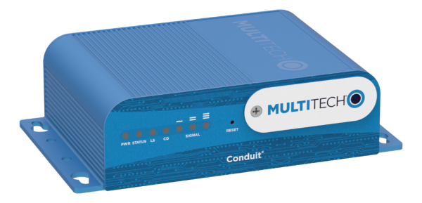 MultiTech MultiConnect Ethernet indoors Conduit Gateway + GNSS