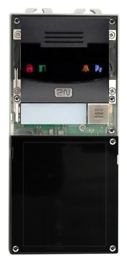 2N Gegensprechanlage EntryCom IP Verso - Basiseinheit mit HD Kamera LTE **schwarz**