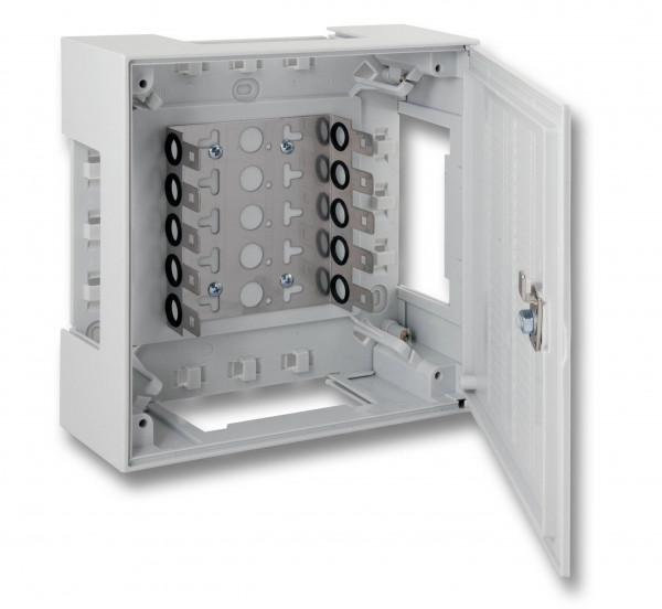 LSA+ TK Verteilerkasten,Box II, für 50DA, Montagewanne