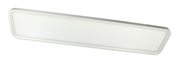 Synergy 21 LED office line Decken - Panel weiss, dimmbar