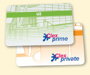 U&Z Zubehör Service-Karte für Batteriewechsel