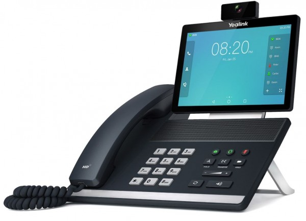 Yealink MSFT - Teams Edition VP59 High-End Videophone