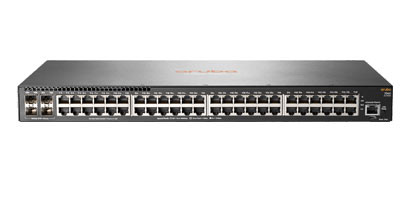 HP Switch 1000Mbit, 48xTP, 4xSFP/SFP+-Slot, 2540-48G-4SFP+,