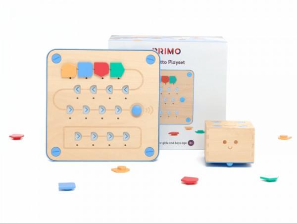 Cubetto MINT Coding Roboter aus Holz ab 3 Jahren (Geeignet für Montessori) - Internationale Version