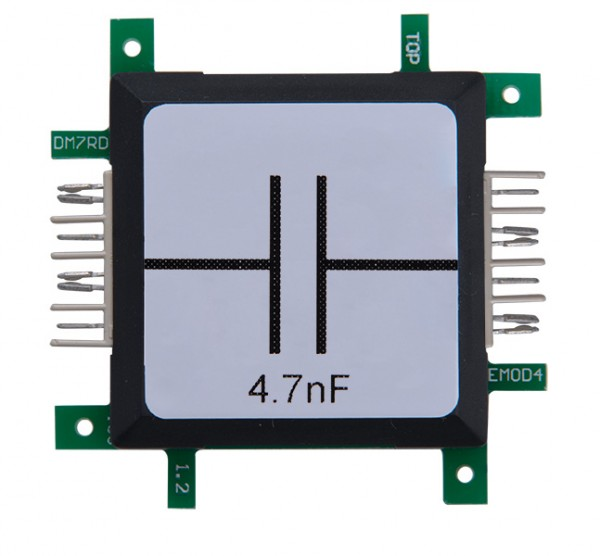 ALLNET Brick'R'knowledge Kondensator 47µF 16V