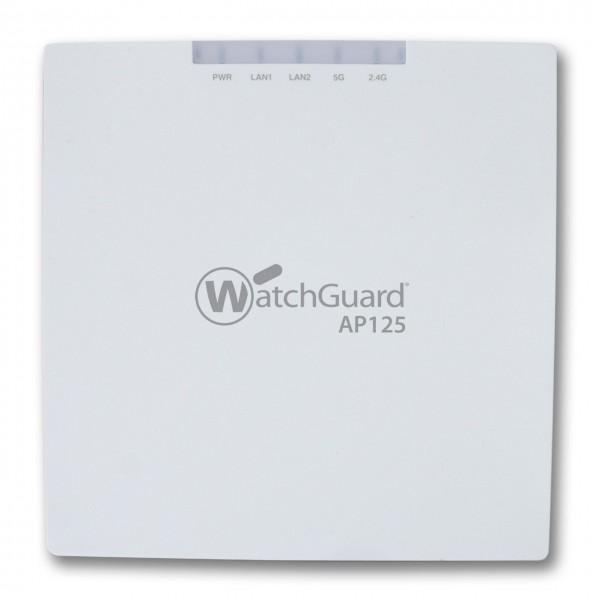 WatchGuard AP125, Trade Up to WatchGuard AP125 and 3-yr Basic Wi-Fi