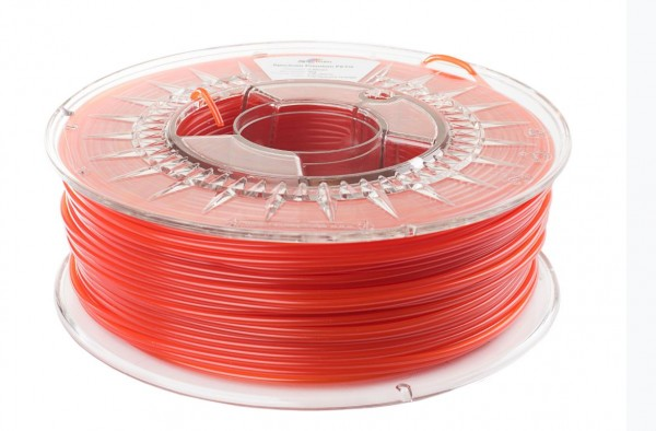 Spectrum 3D Filament PETG 2.85mm TRANSPARENT ORANGE 1kg