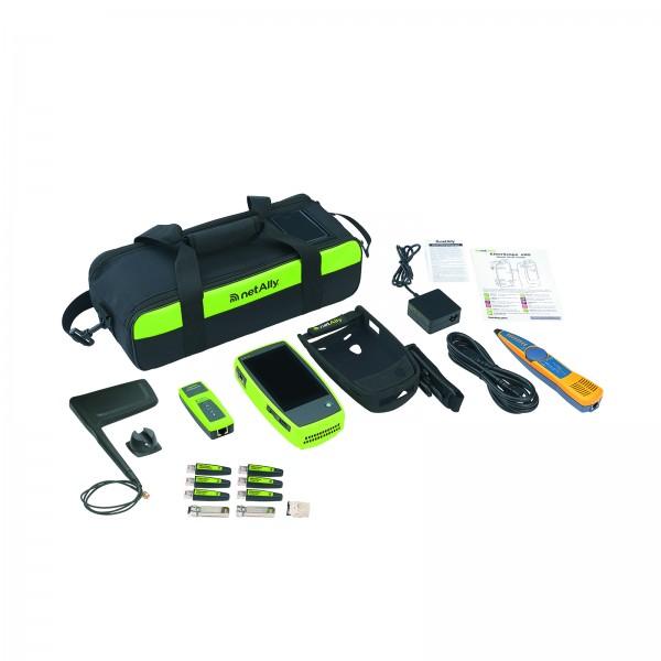 netAlly EtherScope nXG EXG-200-KIT Portable Network Expert Professional Kit
