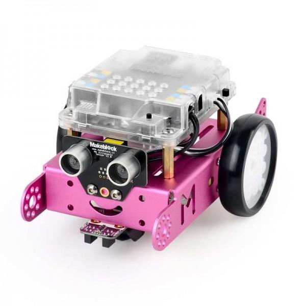 "Makeblock MINT Roboter ""mBot"" pink v1.1 (Bluetooth Version) ab 14 Jahren"