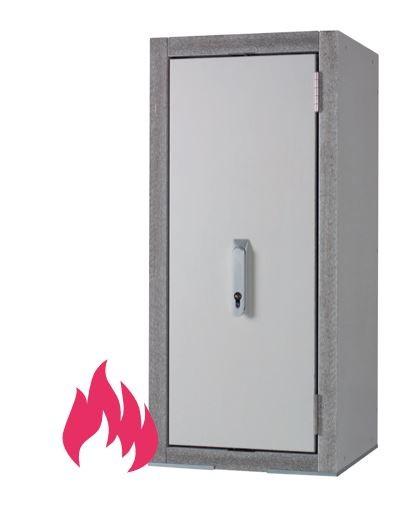 Synergy 21 LED Rettungszeichenleuchte - S-Serie-Brandschutzgehäuse