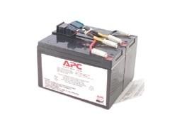 APC USV, zbh.RBC48 Ersatzakku für SUA750I/SMT750I,
