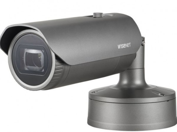 """Hanwha Techwin IP-Cam Bullet """"X-Serie XNO-6085 eXtraLUX"""