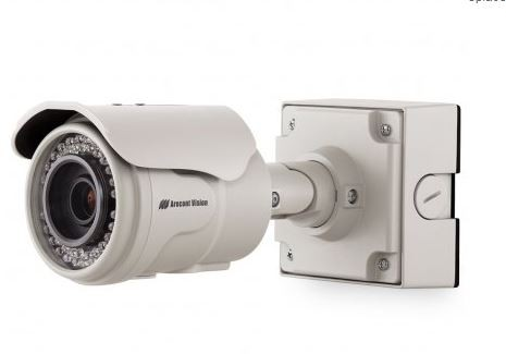 Abverkaufsprodukt Arecont Vision Promo-Pack 2 Mini Bullet Kameras + Rekorder!